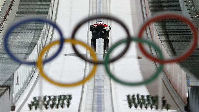 Ski Jumping - Freund claims win but Stoch collects World Cup title