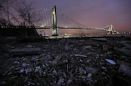 What Superstorm Sandy Taught Us About Protecting IT Infrastructure image hurricane sandy bridge