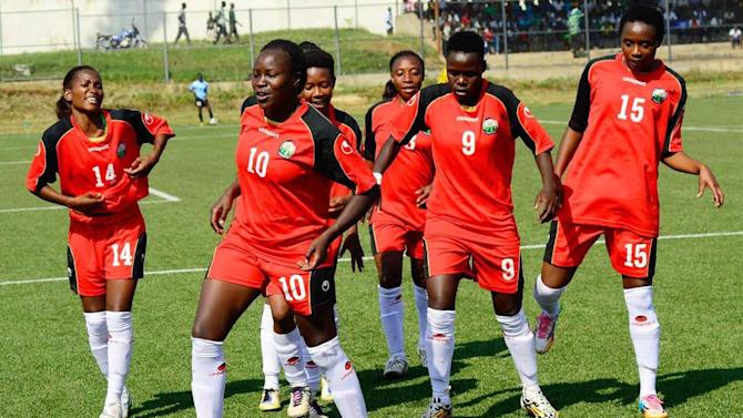 Tabaka, Jereko out of Harambee Starlets squad for Spain