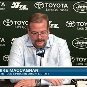Will the New York Jets shake up the top 10?