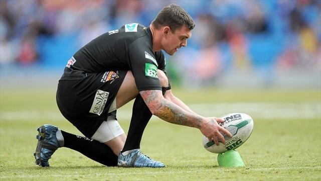 Rugby League - Brough signs new Giants deal