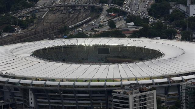 South American Football - Maracana reopens amid concerns of elitism