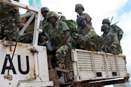 African Union troops move out of Mogadishu
