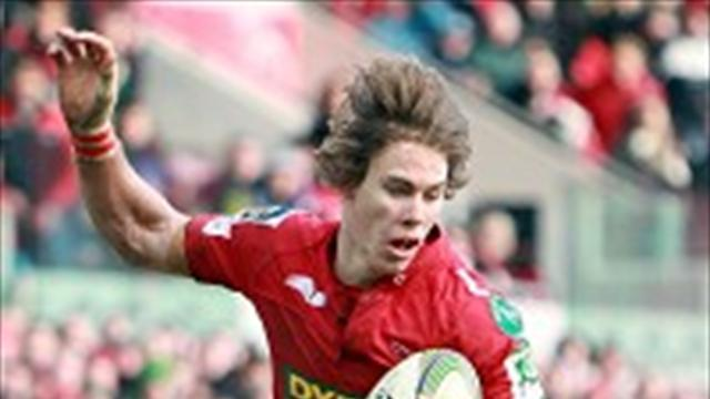 RaboDirect Pro12 - Scarlets secure second win