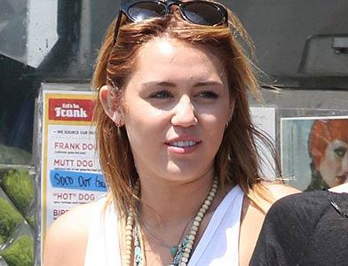 pst Miley At Food Truck