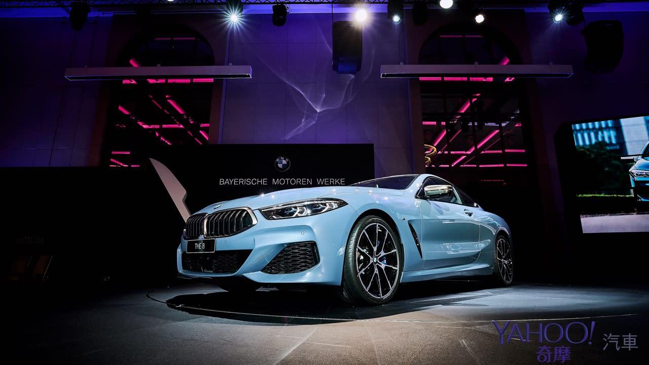 【新車圖輯】絕美日耳曼紳士轎跑再現!BMW M850i xDrive售價678萬起宣告正式在台上市!