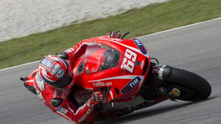 MotoGP Tests in Sepang - Day Five