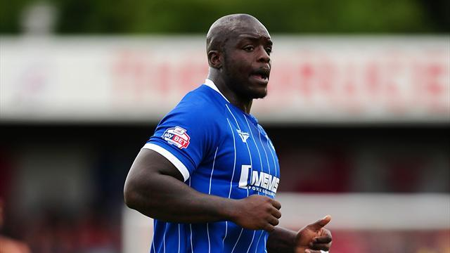 League One - Akinfenwa double downs Rovers