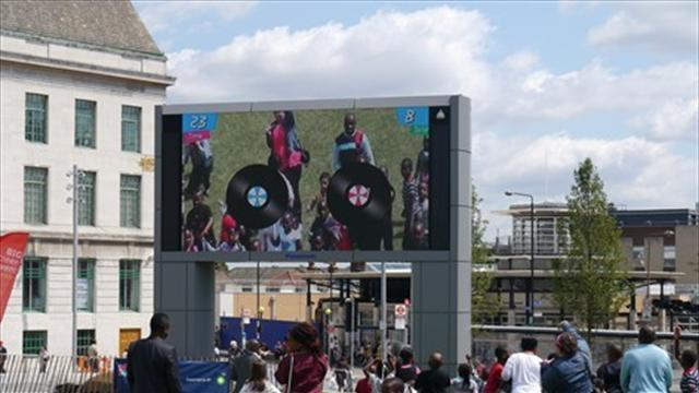 Woolwich Live Site - The Games Venue Guide