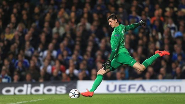 Liga - Courtois 'interested in Barca move'