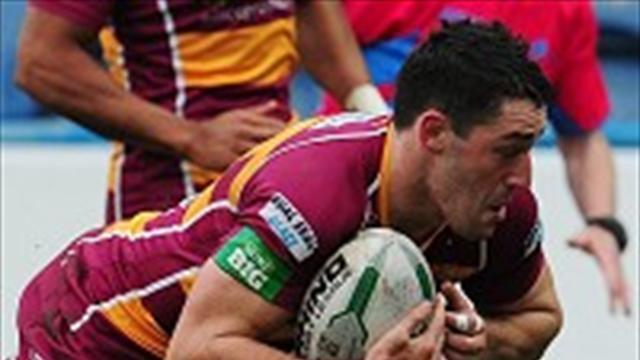 Engage Super League - Giants too strong for Hull, Dragons crush Vikings
