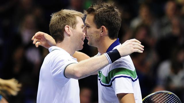 ATP World Tour Finals - Marray-Nielsen dream ends in semis