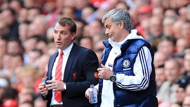 Premier League - Mourinho: Rodgers congratulated me after win
