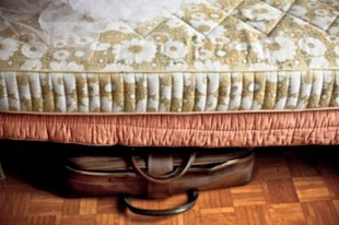 You can do a lot better than this when it comes to underbed storage.