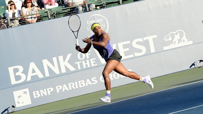 Tennis - Serena to face Kerber in Stanford final