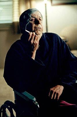"""An ailing Cigarette Smoking Man (William B. Davis) resurfaces in the """"Requiem"""" episode of Fox's The X-Files X-Files"""