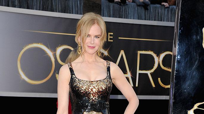 85th Annual Academy Awards - Arrivals: Nicole Kidman