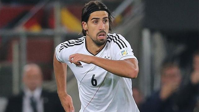 Liga - Ancelotti says Madrid won't buy in Khedira absence