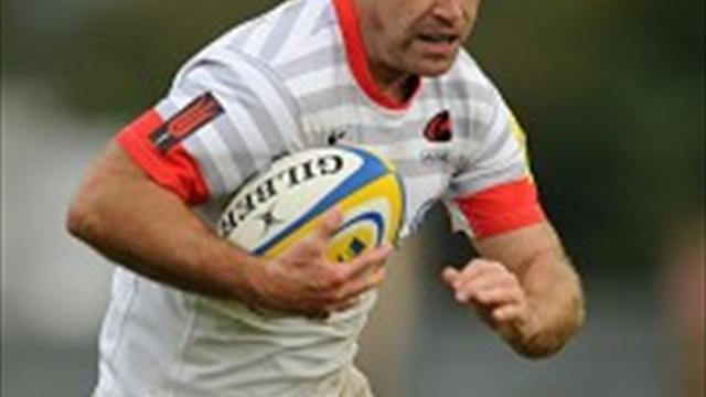 Rugby - Hodgson stars for Sarries