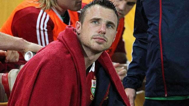 Lions Tour - Bowe among five changes to Lions starting side