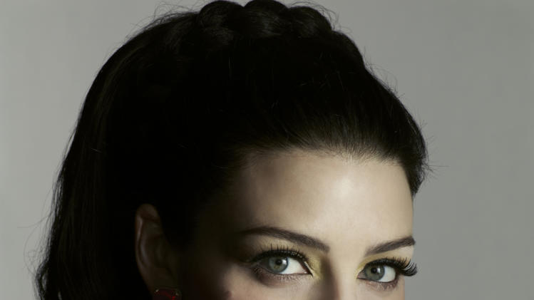 "Outstanding Lead Actress in a Drama Series: Jessica Pare, ""Mad Men"""