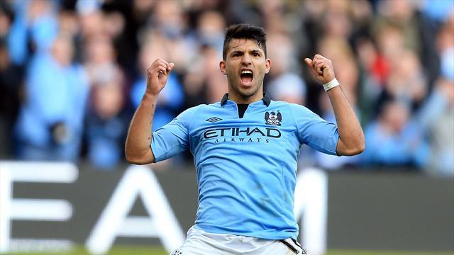 Premier League - Aguero to miss Argentina matches and return to City