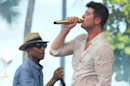"Procès ""Blurred Lines"" : 212 artistes prennent la défense de Robin Thicke et Pharrell Williams"
