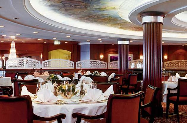The Crystal Dining Room