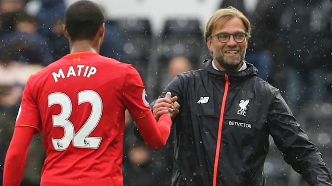 FIFA clears Matip to play for Liverpool after Afcon dispute
