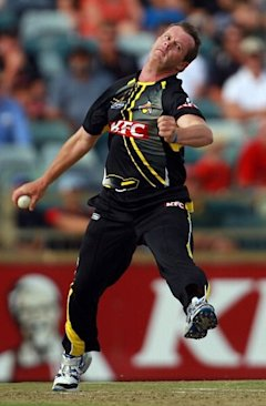 Twenty20 Big Bash - Warriors v Redbacks