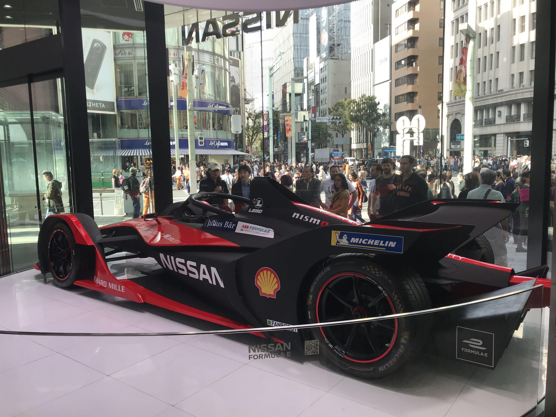 2019東京車展外傳:Nissan Crossing 品牌體驗館 in 銀座
