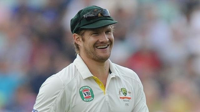 Ashes - Australia's Watson hoping to bowl early next week