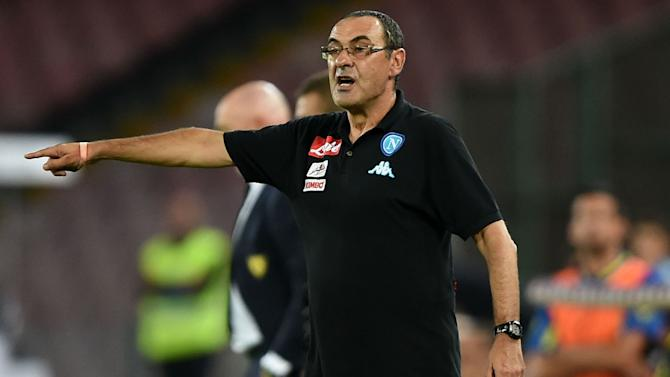 Sarri: Late goals leave bitter taste