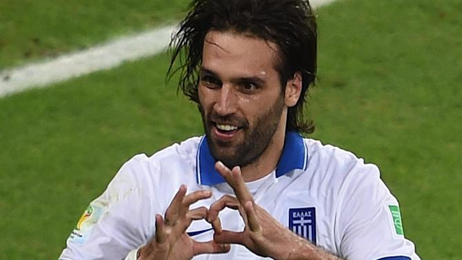 Serie A - Former Celtic forward Georgios Samaras set for Sampdoria