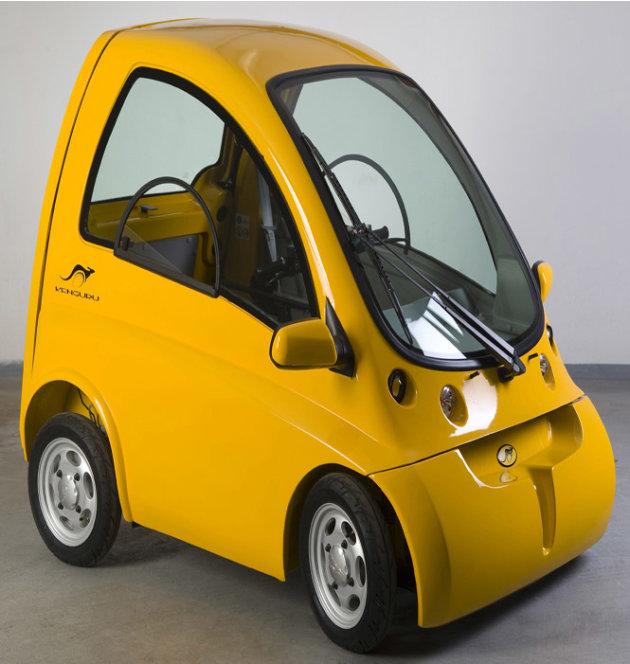 Kenguru l 39 auto elettrica per disabili all tuning for Sedia a rotelle tuning
