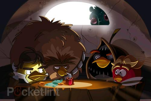Angry Birds Star Wars - iPad