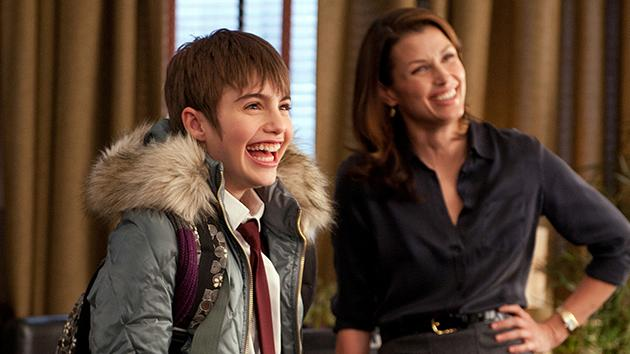 """Blue Bloods"" -- Sami Gayle and Bridget Moynahan"