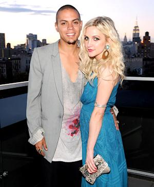 Ashlee Simpson, Evan Ross Go Public, Attend First Event as Couple: Picture