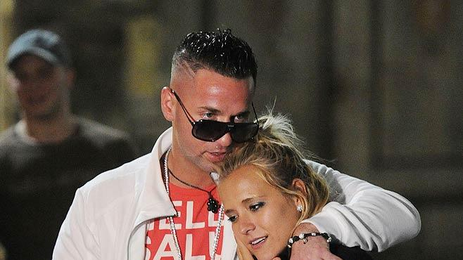 Mike The Situation Girlfriend Italy