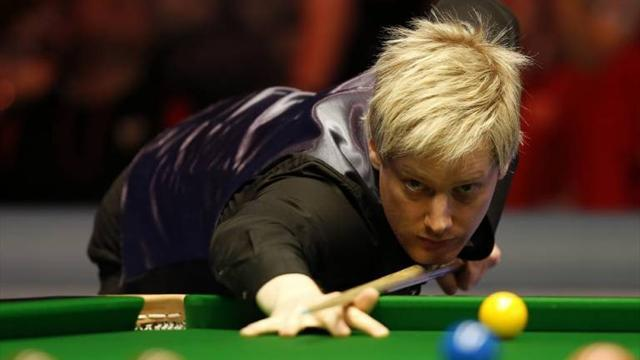 Snooker - Robertson eases through first round in Shanghai