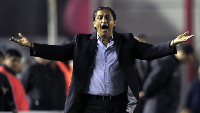 World Football - Diaz returns to River Plate as coach