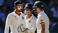 Australia captain Steve Smith will have no problem with his team-mates trying to get under Virat Kohli's skin with a few verbals.