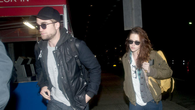 Celebrity Sightings In New York City - November 26, 2012