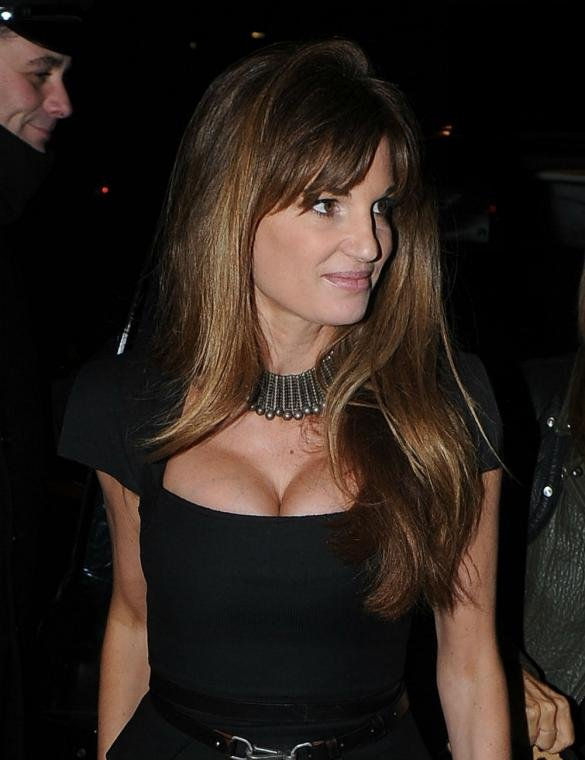 Jemima Khan Splits From Russell Brand After One Year Following Altercation Between Russell And A Masseuse