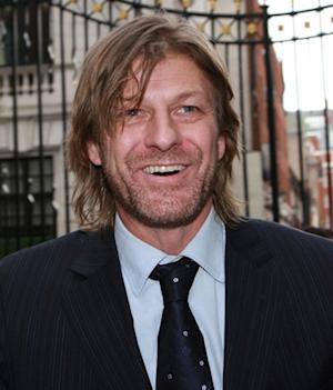 Sean Bean at the Empire Film Awards in March 2009.