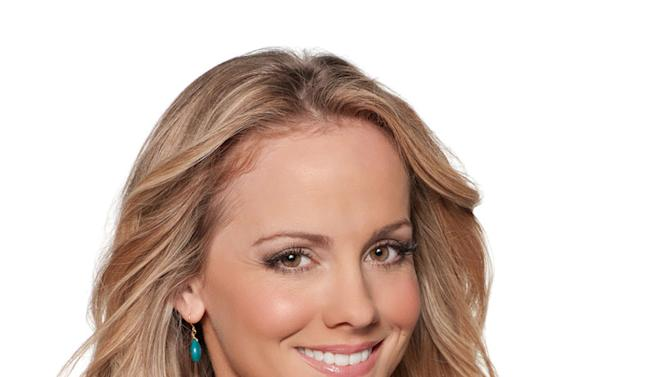 """Kelly Stables stars as Eden in """"The Exes."""""""