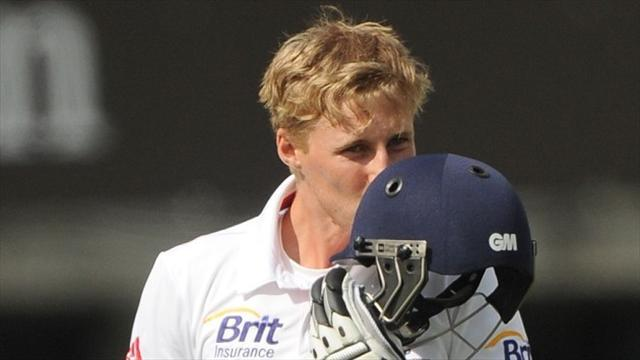 Ashes - Root not thinking of double century