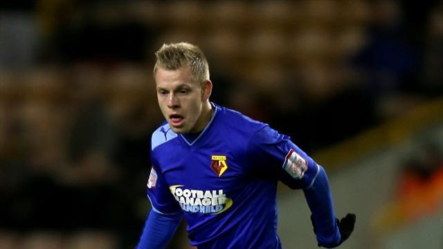 Championship - Vydra wins Player of the Year award