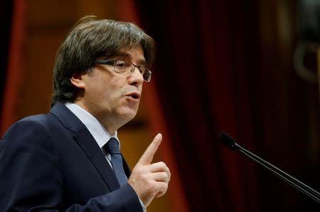 Varias webs del Govern, desactivadas días después de la destitución de los dirigentes catalanes