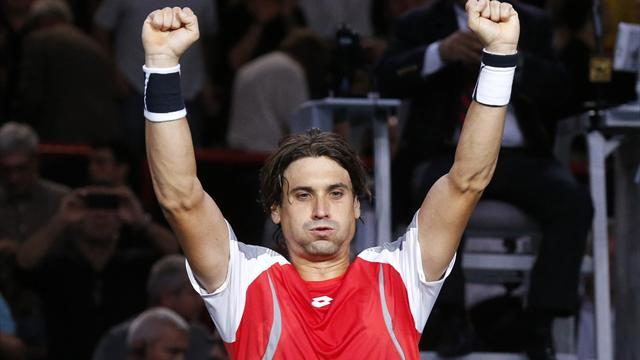 Paris Masters - Ferrer to meet Janowicz in final